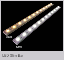 LED Slim Bar